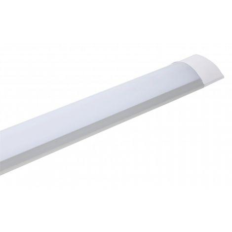 Regleta 46w 6000k Bixbite Blanco 3680lm 150x7,5x2,5