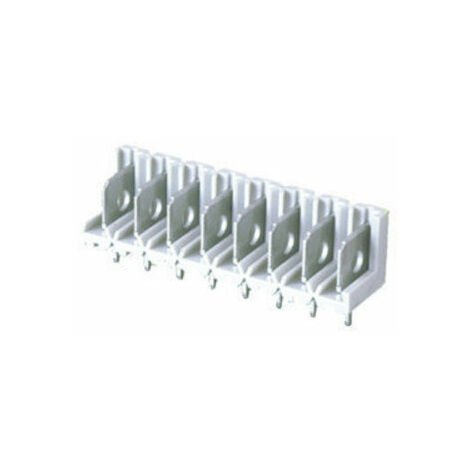 Regleta Conector macho para circuito impreso 36 Terminales 5 mm Sección 1'5 mm² Electro DH 10.860/36/5 8430552014156