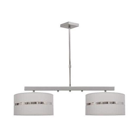 Regleta de techo Caribe (2 luces)