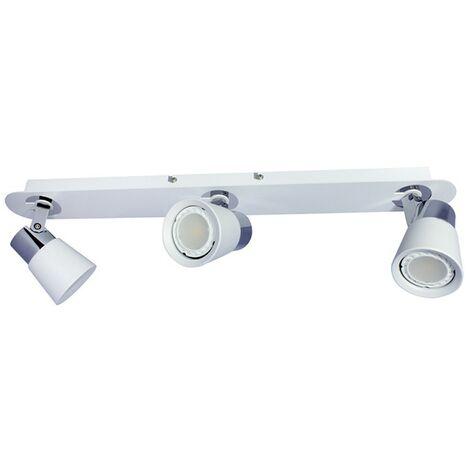 Regleta de techo Iris (3 luces)