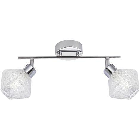 Regleta de techo Ozadi (2 luces)