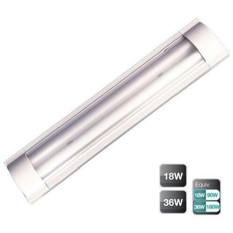 Regleta electrónica con dos tubos T8 36W GSC 1700354
