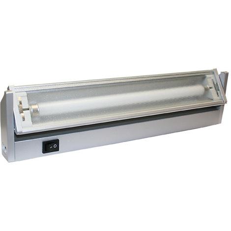 Regleta fluorescente baculante con interruptor Electro DH. Incluye fluorescente trifósforo T-5 80.018/8/B 8430552114986