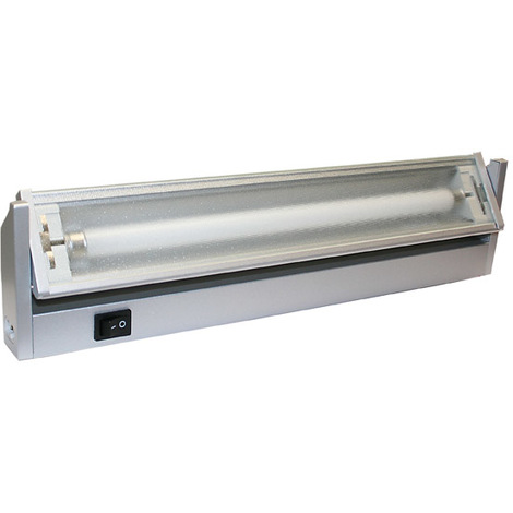 Regleta fluorescente basculante con interruptor Electro DH 80.018/13/MET 8430552115020