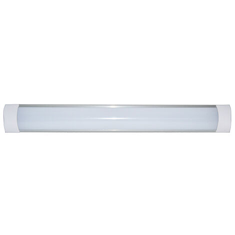 "main image of ""Regleta blanca LED 6000K Bixbite"""