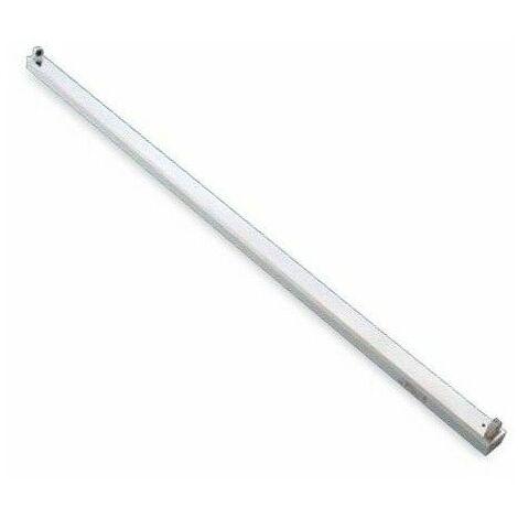 Regleta Led industrial simple T8 120cm. (GSC 0703403)