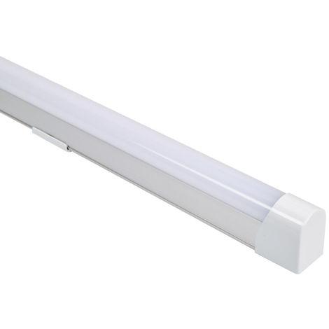 Regleta LED LED 120cm 18W 4000K IP20 CREALYS