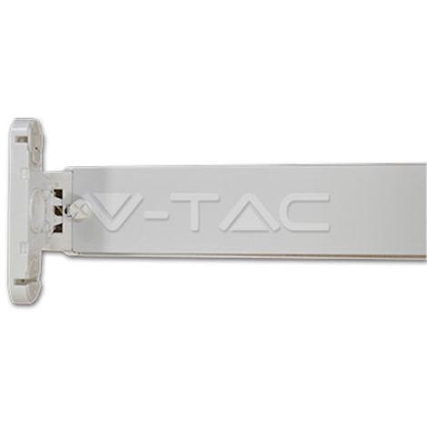 """main image of """"Pantalla IP20 porta tubos LED T8"""""""