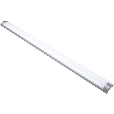 REGLETTE 150CM LED 60W COULEUR/INTENSITE REGLABLE (AVEC TELECOMMANDE)