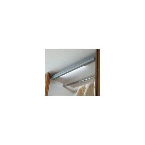 Réglette à tube fluorescent Ø16 - : - Puissance : 13 W - : - Fixation : Sous tablette - Couleur de la lumière : - - Indice de protection : IP 20 - Décor : Argent - Type d'éclairage : Fluorescent - Décor : Argent