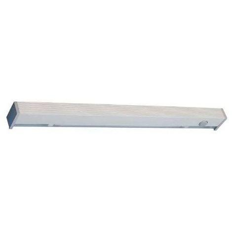 Réglette à tube fluorescent - : - Puissance : 13 W - : - Fixation : Réglette - Couleur de la lumière : - - Indice de protection : IP 20 - Décor : Argent - Type d'éclairage : Fluorescent - Longueu - Décor : Argent