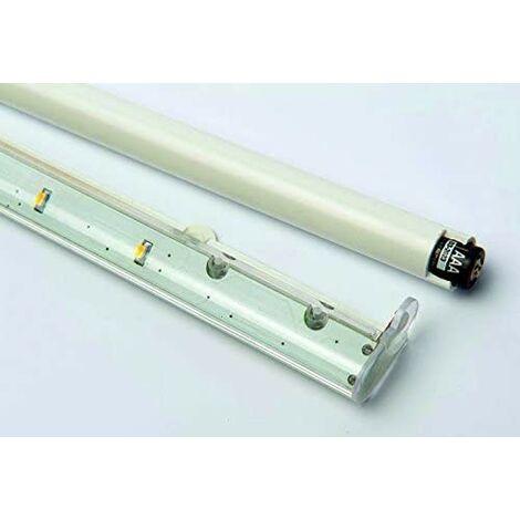 Réglette Autonome BETH AAA led blanc + détecteur, Piles non incl ref CM6601004