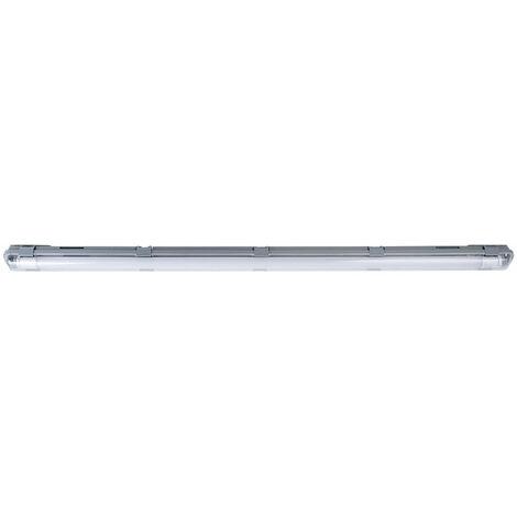 Réglette Avec Tube LED 150cm 22W Inclus  Ip65 Vt-15028
