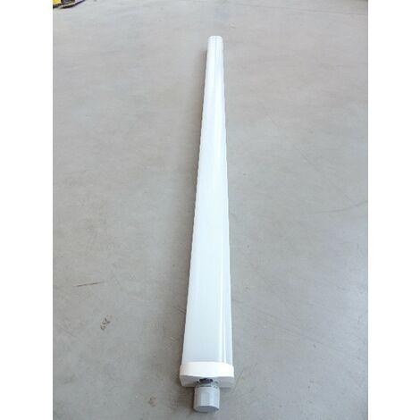 Reglette étanche LED 60W 5000K 6660lm longueur 1500mm 230V dimmable 1-10V opaque IK10 IP65 TRIPROOF AIRIS LEDLUM65M60CD