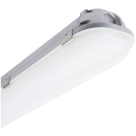Réglette Étanche LED Intégré Aluminium 1500mm 70W