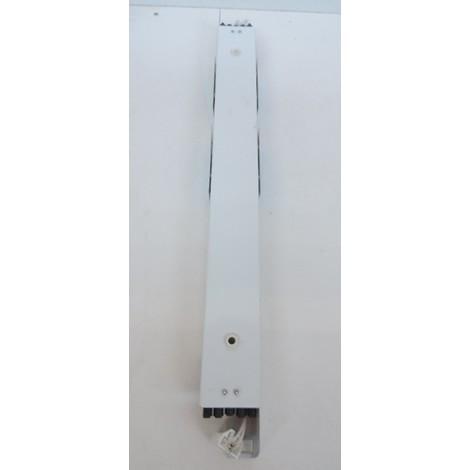 Réglette fluo 1X14W dimmable 1-10V L574mm tube T5 (non incl) système en ligne continu sans alim PANTHER TRAJECTOIRE 546601