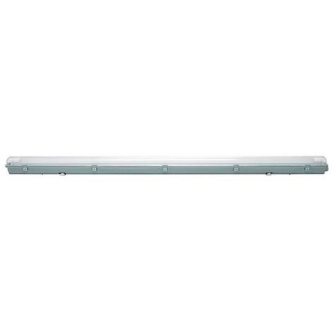 Reglette fluo etanche 2x36w tube 1.20m ref.20800151