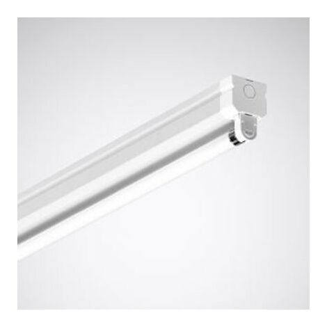 Reglette fluo L1472mm pour tube T5 puissance 1x35/49/80W (non incl) interieur ballast 230V RIDOS 40 TRILUX 5796904