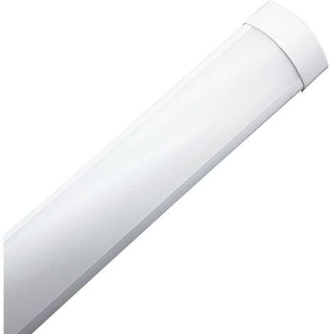Réglette LED 120cm 36W BLANC