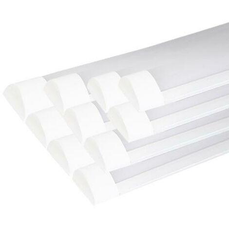 Réglette LED 60cm 18W (Pack de 10)