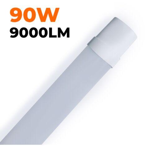 RÉGLETTE LED 90W 9000LM 150CM ÉTANCHE IP65