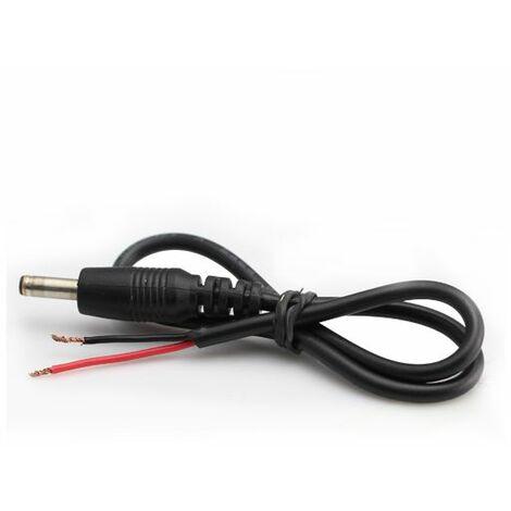 Réglette LED aluminium 0m30 39 LED SMD blanc chaud