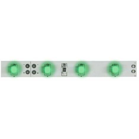 Réglette LED époxy 50 cm 2W4 12V rouge