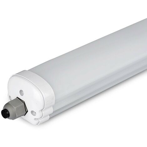 Réglette LED Etanche 120cm 36W Ip65 Vt-1249