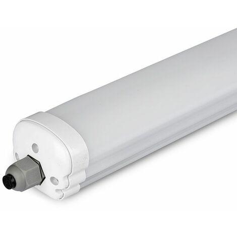 Réglette LED étanche 150cm  48W Ip65 Vt-1574