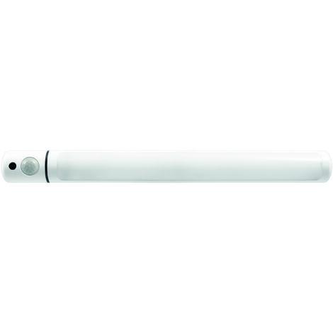 Réglette LED Gizmo avec détecteur de mouvement capteur jour/nuit 0,9W 50lm 4000K