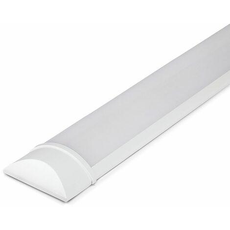 Réglette LED Plate Pro 150cm 50W High Lumen Samsung Chip Ip20 Vt-8-50