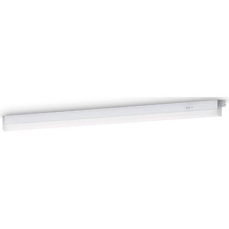 Réglette Linear LED 9 W Philips - Longueur 54,8 cm - Blanc