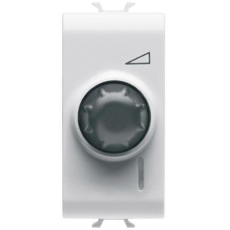Regolatore elettronico rotativo Chorus bianca