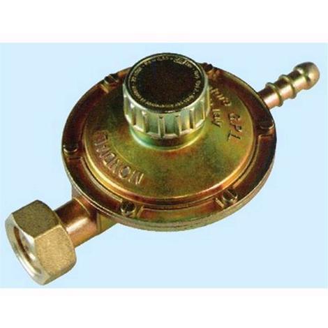 Regolatore Per Gas Bp Gpl Pressione 20-60 Mbar Taratura Regolabile Lp080t26-02a