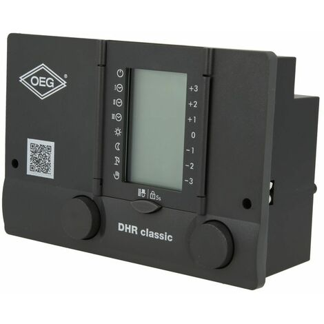 Régualtion OEG DHR-classic-EN set d´encastrement+câbles et 4 sondes