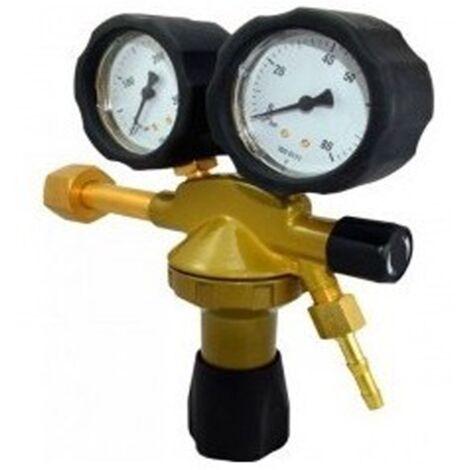 Regulador Alta Presion Nitrogeno Manoreductor N2 50Bar 1/4 Sae Entrada 315Bar
