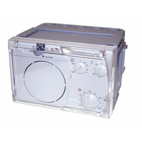 Regulador calefacción temperatura exterior - SIEMENS : RVP201.0