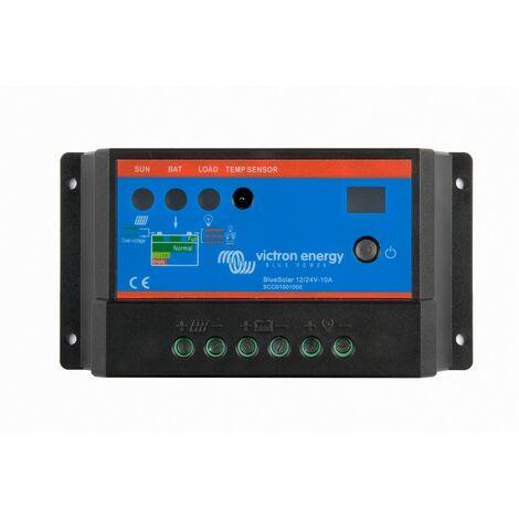 Regulador de carga Victron 12V / 24V 10A