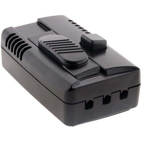 Regulador de luz universal compatible LED 3-25W Negro - Elexity