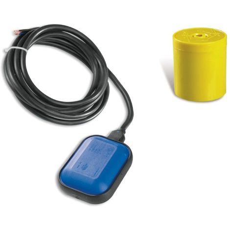 Regulador de nivel electromecánico cm 8,1x13,1x4,2 Perry 1CLRLG0520NEOP
