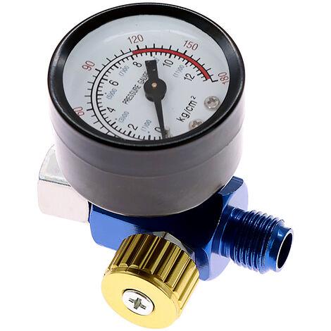 Regulador de presion de aire, valvula reguladora de presion de la maquina de pulverizacion con aerografo de pintura