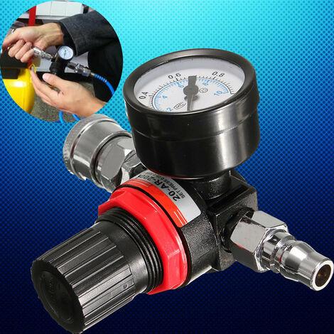 Regulador de válvula reguladora de presión de aire para pistola pulverizadora