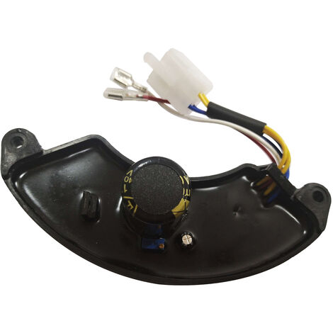 """main image of """"Regulador de voltaje automatico AVR para 5 kW monofasico 6.5KW generador de la gasolina, 1 #"""""""