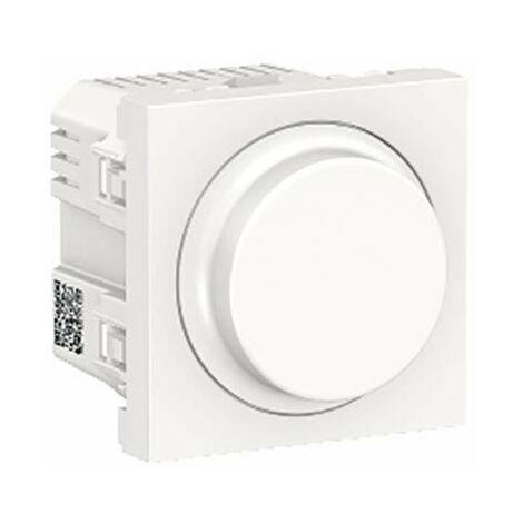 Regulador LED Universal Giratorio 5-200W New Unica Blanco NU351418