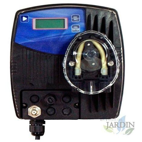 Régulateur automatique de pH et de chlore dans les piscines de 1,5 l / h