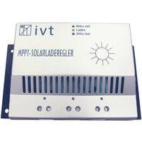 Régulateur de charge solaire IVT MPPT-Controller 12 V, 24 V 10 A