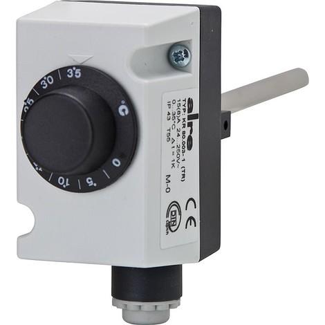 Regulateur de chaudiere 80.111-3 0...+80°C reglage interne