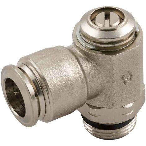 Régulateur de débit RS PRO, 8mm