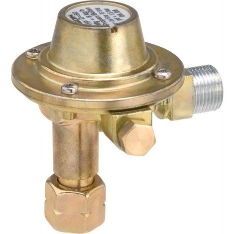 Régulateur de fluide sous pression D50 6 kg/h 1,5 bar