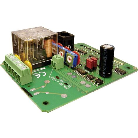 Régulateur de niveau B & B Thermo-Technik CON-WLSW-24V Tension de fonctionnement: 24 V/DC 1 pc(s)